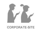 多言語コーポレートサイトの構築