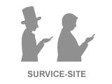 多言語サービスサイトの構築